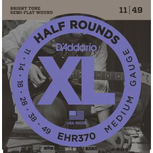 D'Addario EHR370 Half Round...