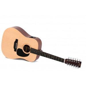DM-12E 12-stringed with pickup