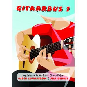 Gitarrbus 1 inkl. cd skiva