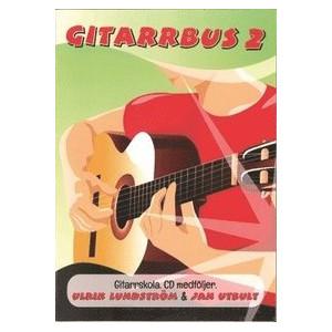 Gitarrbus 2 inkl. cd skiva
