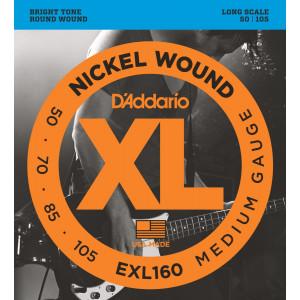 D'Addario EXL160 Medium...
