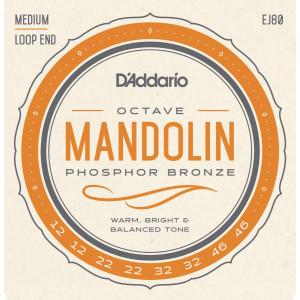 D'Addario EJ80 Medium...