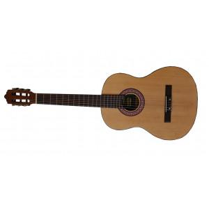Husets Gitarr 100, 3/4-storlek Nybörjargitarr (Vänster)