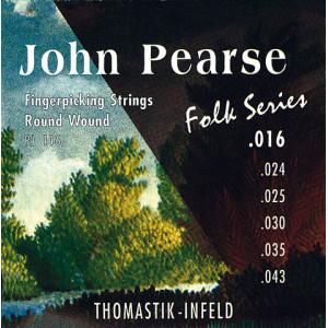 Dr Thomastik John Pearse, set