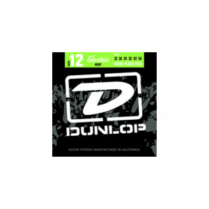 Dunlop DEN1254 nickel elgitarr