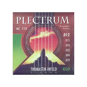 Dr Thomastik Plectrum AC112 (12-59) Medium Light