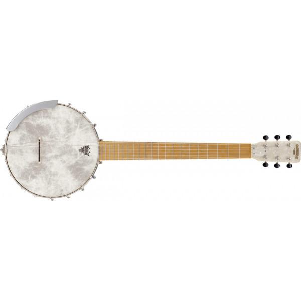 Gretsch Dixie 6 Gitarr Banjo.