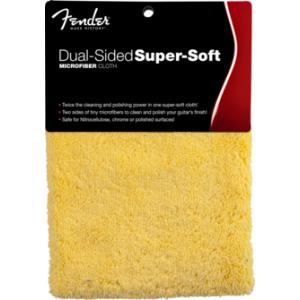 Fender dubbelsidig Supermjuk mikrofiberduk