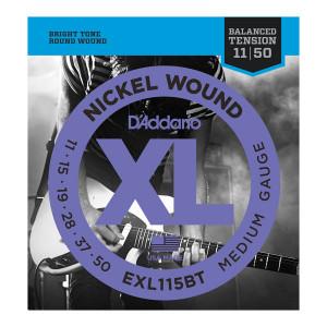 D'Addario XL115BT .011-.050 El, Balanced Tension