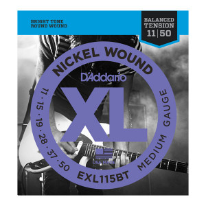 D'Addario XL115BT .011-.050 El, Balanced Tension