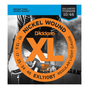 D'Addario XL110BT .010-.046 El, Balanced Tension