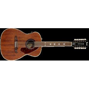 Fender 12 string Tim Armstrong Hellcat Med Mikrofon