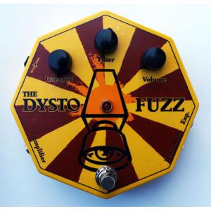 Bygg din pedal själv. Moody Dystofuzz