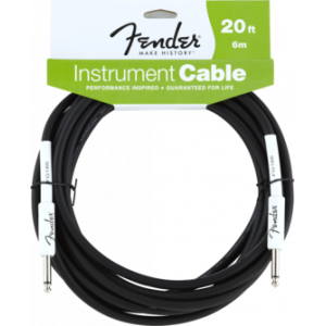 Fender Performance Cable 6 meter