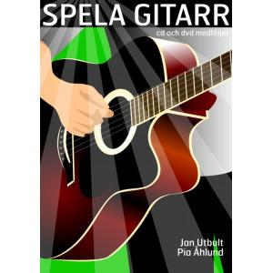 Spela Gitarr med CD & DVD