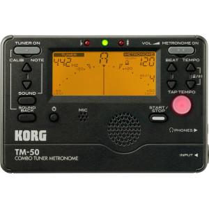Korg TM50 Stämapp./ Metronom