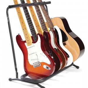 Fender Multi Stand för 5 gitarrer