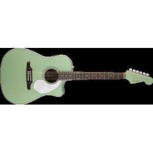 Fender Sonoran SCE Surf Green med Mikrofon