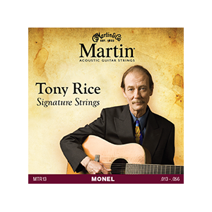 Martin Tony Rice Bluegrass .013