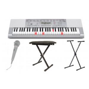 Casio LK-280 Keyboard Paket