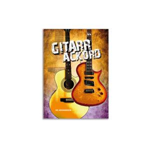 Gitarrackord av KG Johansson