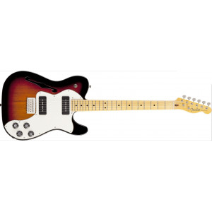 Squier Modern Player Telecaster Thinline Deluxe Sunburst