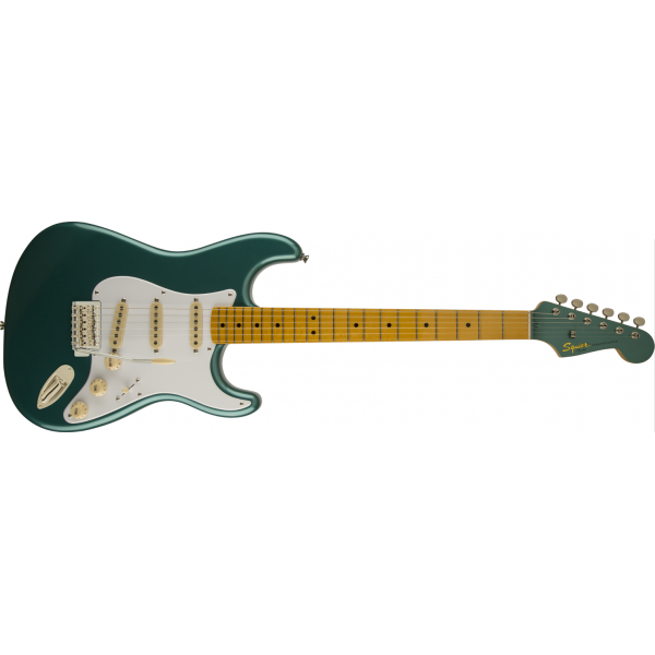 Squier Classic Vibe Stratocaster 50´s Sherwood Green Metallic
