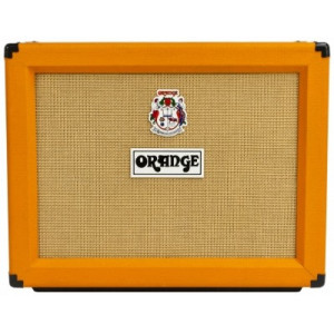 Orange PPC212-OB 2x12 Open Back Cabinet Orange