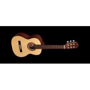 Kantare Poco 1/2 gitarr. Nylonsträngad med solitt lock