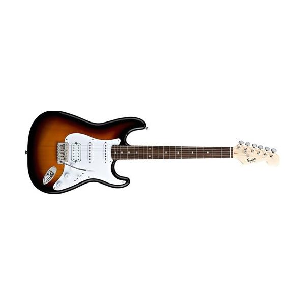 Squier by Fender Stratocaster Bullet Sunburst