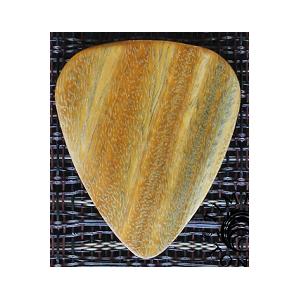 Timber Tones Lignum Vitae Plektrum
