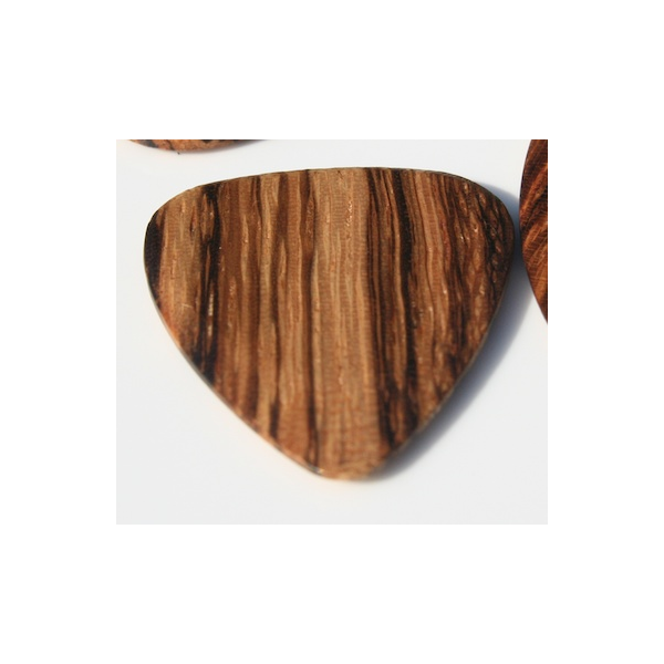 Timber Tones Malay Ebony Plektrum