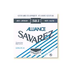 Savarez Alliance Blå High Tension, set