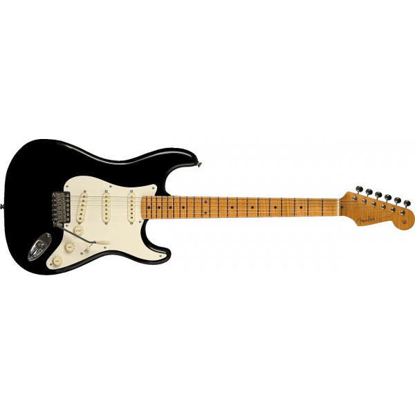 Fender Eric Johnson Stratocaster Maple Black