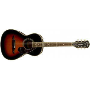 Fender Ron Emory Loyalty Parlor Sunburst