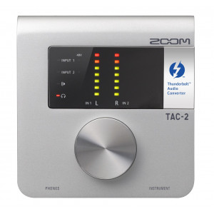 Zoom TAC-2 Thunderboltljudkort