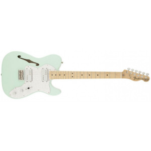 Fender Telecaster Limited Edition 72 Thinline Surf Green