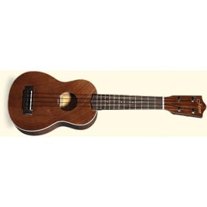 Jason ukulele med mikrofon