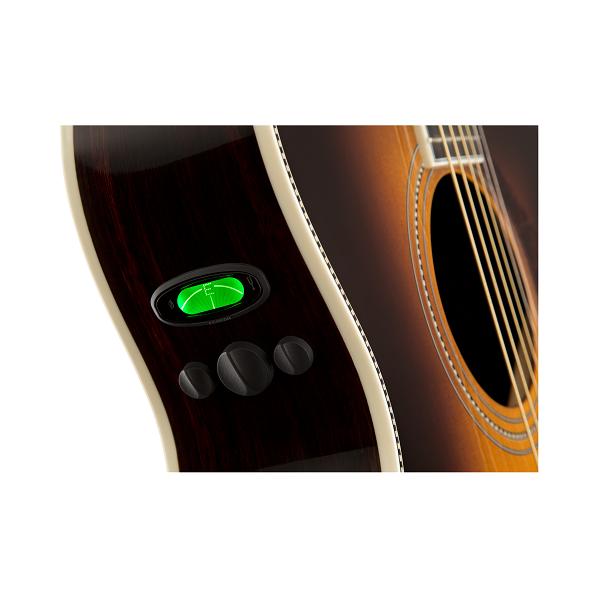 Fender Paramount PM-3 Deluxe Triple-O Sunburst