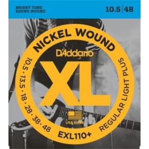 D'Addario XL110+ .0105-.048 El, Set