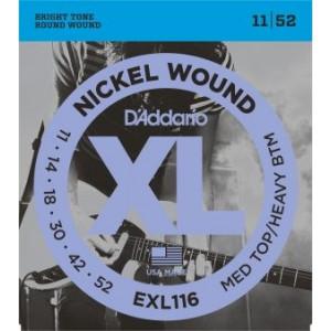 D'Addario XL116 011-052