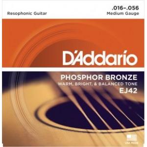 D'Addario EJ42 Resonator/Dobro