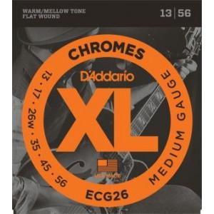 D'Addario Chromes CG26 .013-.056, set