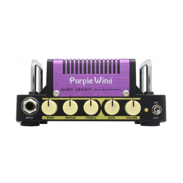 Hotone Purple Wind Mini Amp