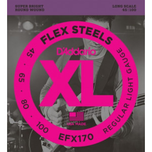 D'Addario XL170 .45-.100 Set