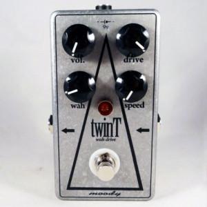 Bygg din pedal själv. Moody Twin T Wah Drive Kit