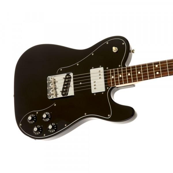Fender Telecaster Custom 72 RW BK med bag