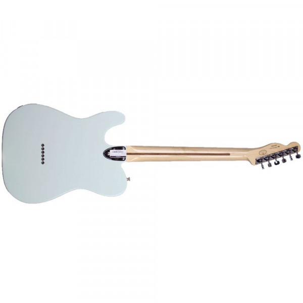 Fender Telecaster 72 Thinline Mexico Sonic Blue