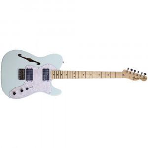 Fender Telecaster SE 72 Thinline Mexico Sonic Blue