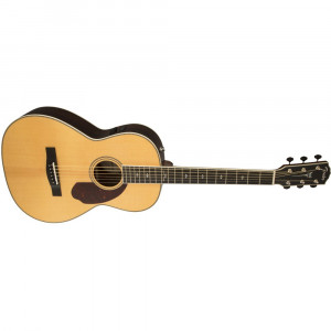 Fender Paramount PM-2 Deluxe Parlor. Natur